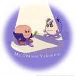 Puff N Kirby 2011 Valentine